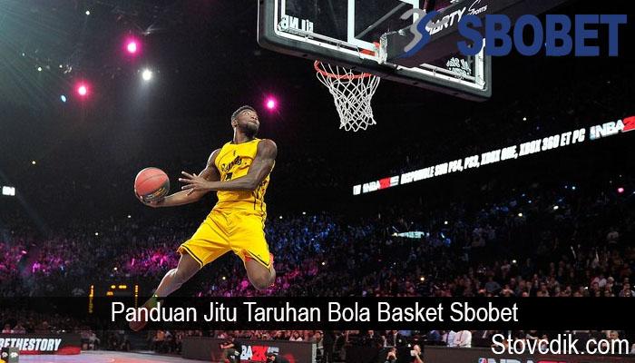 Panduan Jitu Taruhan Bola Basket Sbobet